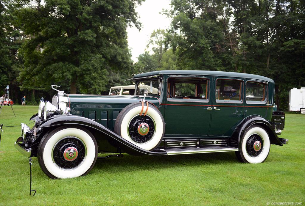 1930 Cadillac Series 452A V16 Image. Photo 146 of 382