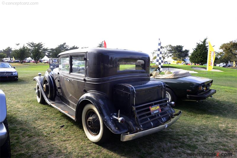 1931 Cadillac 355 Eight History, Pictures, Sales Value, Research and