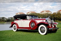 1931 Cadillac 355 Eight image.