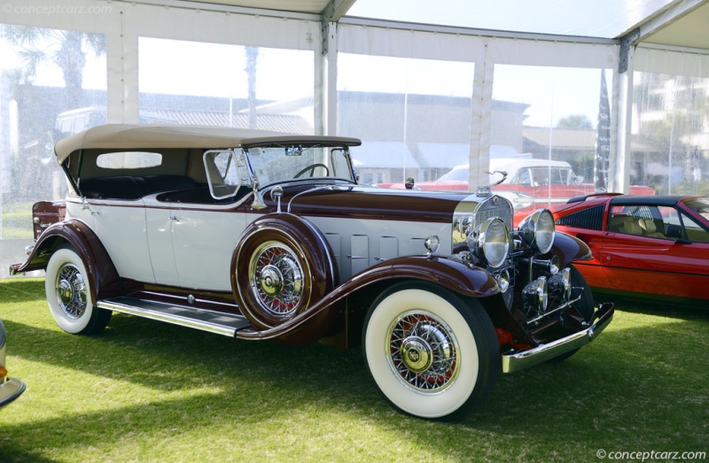 1931 Cadillac 370A V12 History, Pictures, Sales Value, Research and