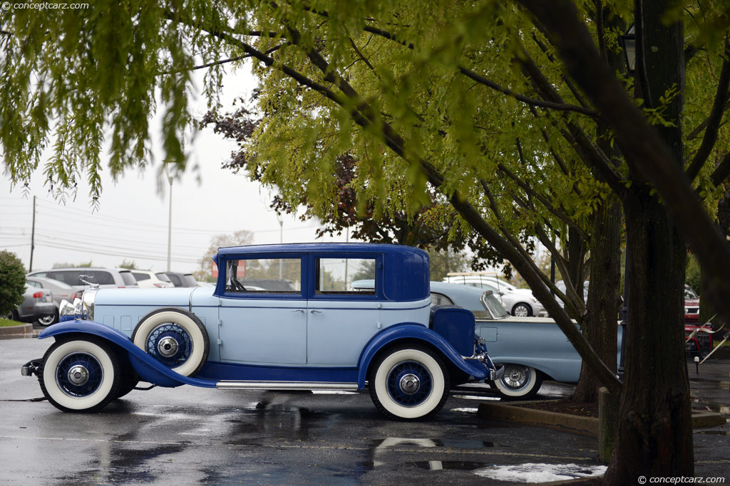 Auction Results and Sales Data for 1931 Cadillac 355 Eight