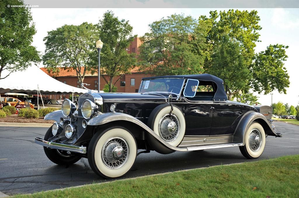 1931 cadillac 370a v12 image chassis number 1002070. Black Bedroom Furniture Sets. Home Design Ideas