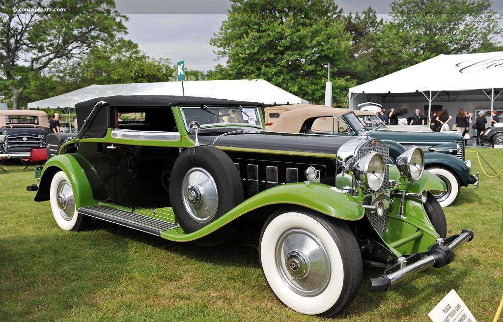 1931 Cadillac 452a V 16 Image