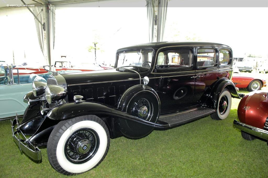 1932 cadillac 370b v12 image chassis number 1300241. Black Bedroom Furniture Sets. Home Design Ideas
