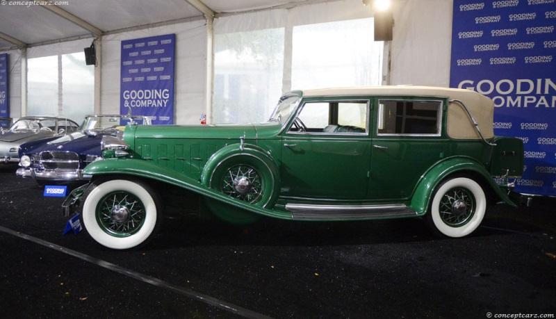 1932 Cadillac 452B V16