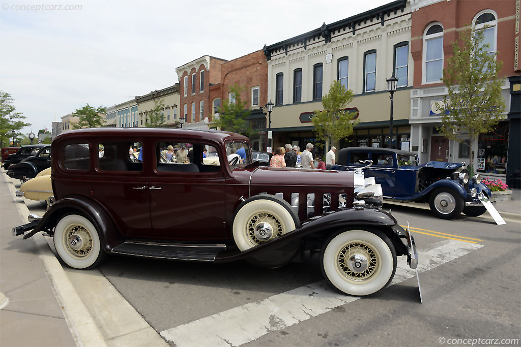Auction Results and Sales Data for 1932 Cadillac 355B