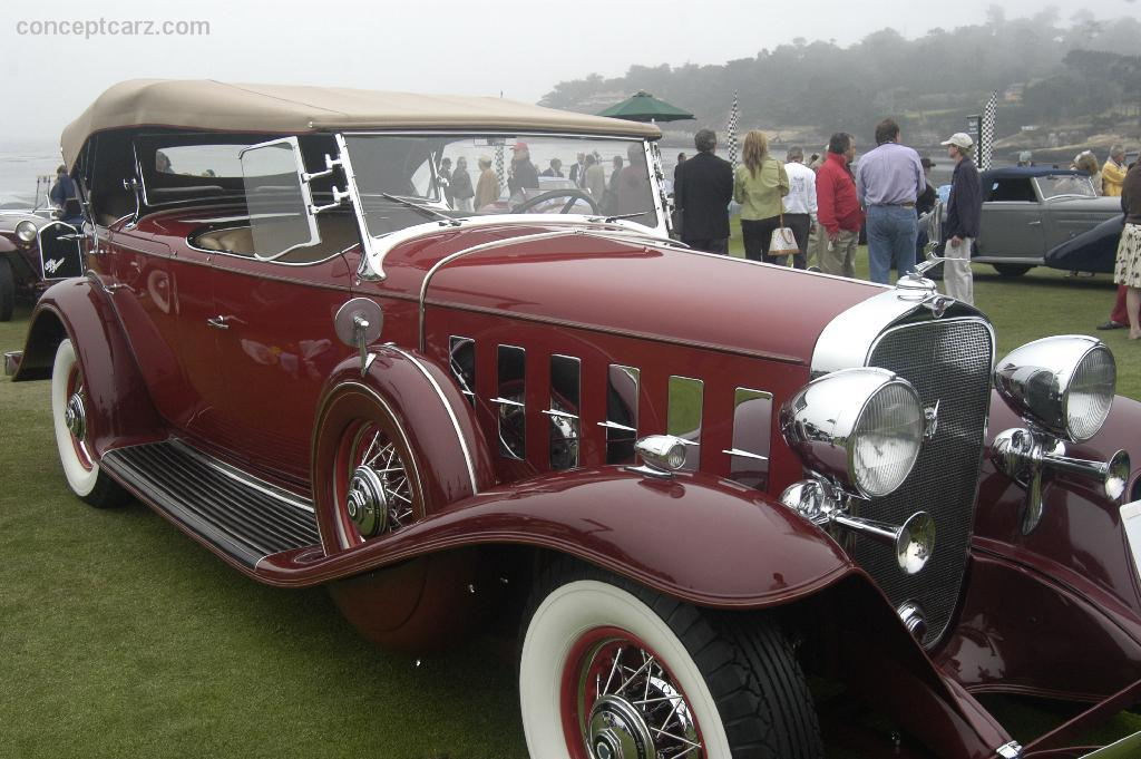 auction results and data for 1932 cadillac 370b v12. Black Bedroom Furniture Sets. Home Design Ideas