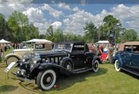 1932 Cadillac 355B image.