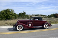 1933 Cadillac 452C V16 image.