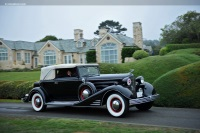 1933 Cadillac Series 452-C Sixteen.  Chassis number 5000028