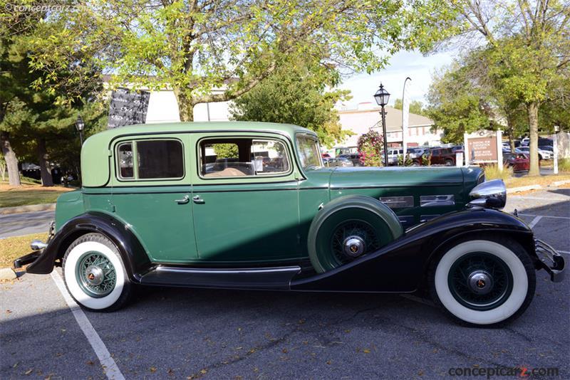 1933 Cadillac Series 370-C Twelve