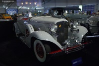 1933 Cadillac Series 355-C Eight