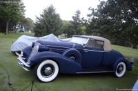 1934 Cadillac Model 355-D Eight