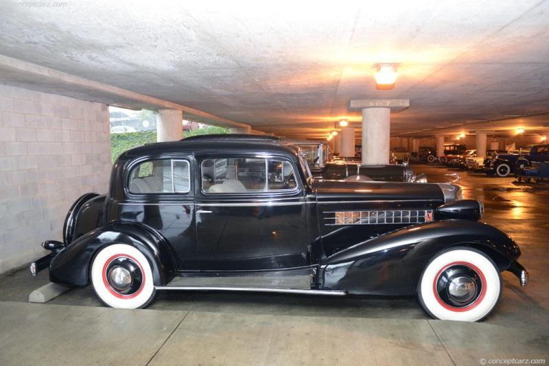 1934 Cadillac Model 355-D