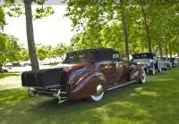 1934 Cadillac 452D V16 image.
