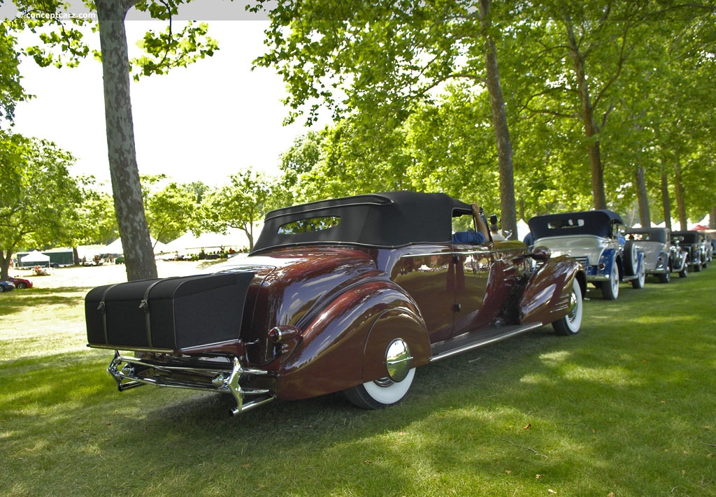 1934 Cadillac 452D V16 History Pictures Sales Value