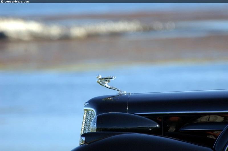 1934 Cadillac 452D V16