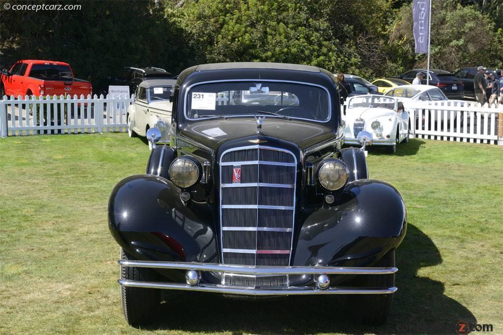 1934 Cadillac Model 370-D Twelve