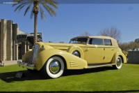1935 Cadillac Model 452-D Series 60 image.