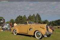 1936 Cadillac Series 60 image.