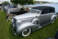 1936 Cadillac Series 85