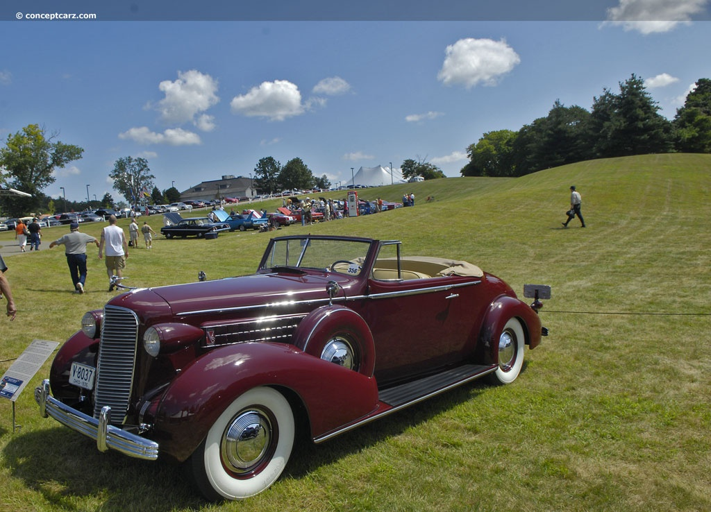 1936 Cadillac Series 70 History, Pictures, Value, Auction Sales, Research and News