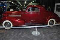 1936 Cadillac Series 80 image.