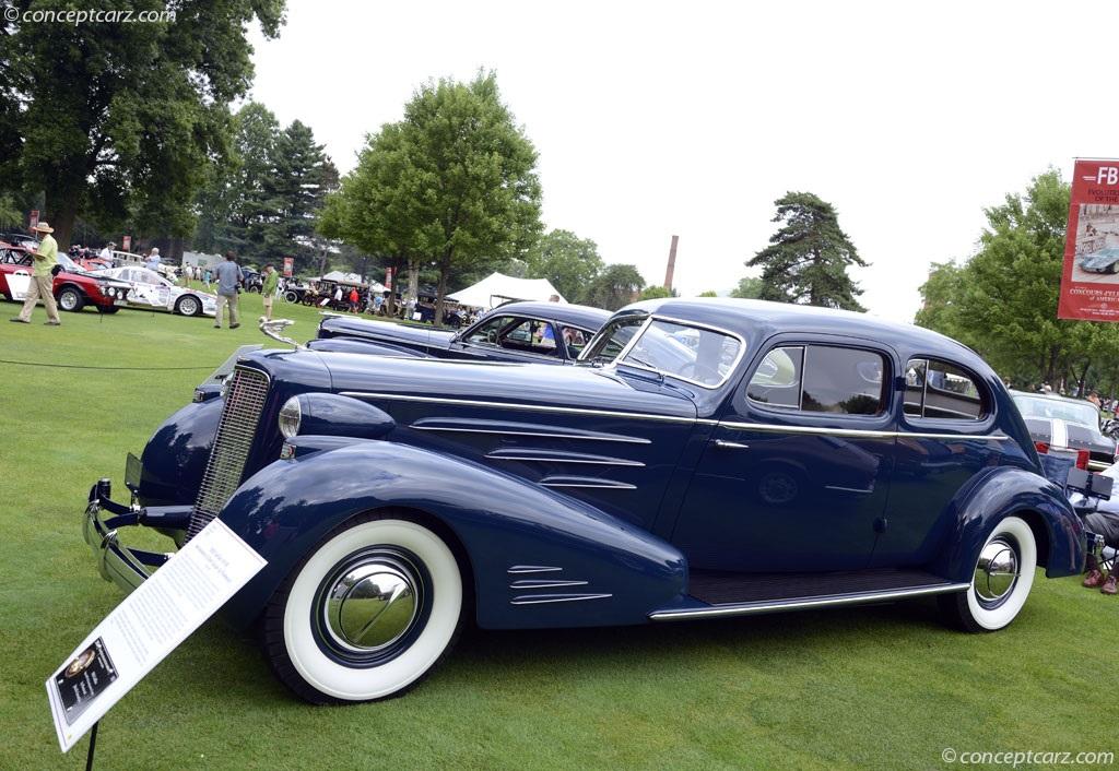 1936 Cadillac Series 90 Image