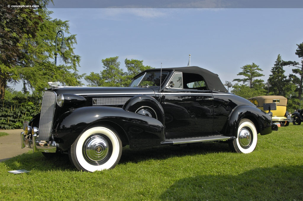 1937 Cadillac Series 60 Image