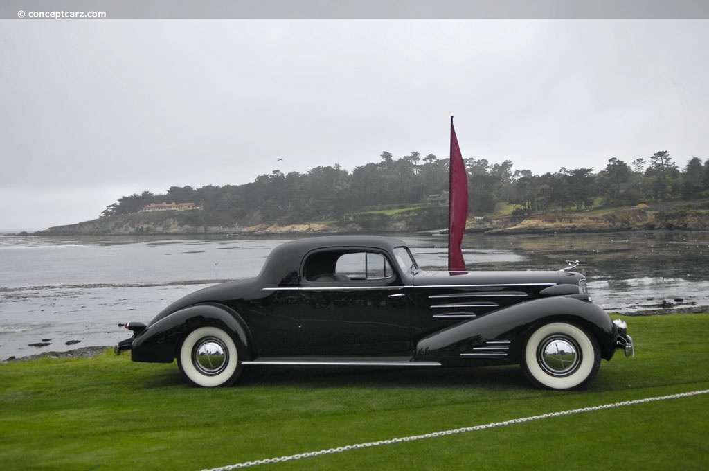 1937 Cadillac Series 90 V16 Image