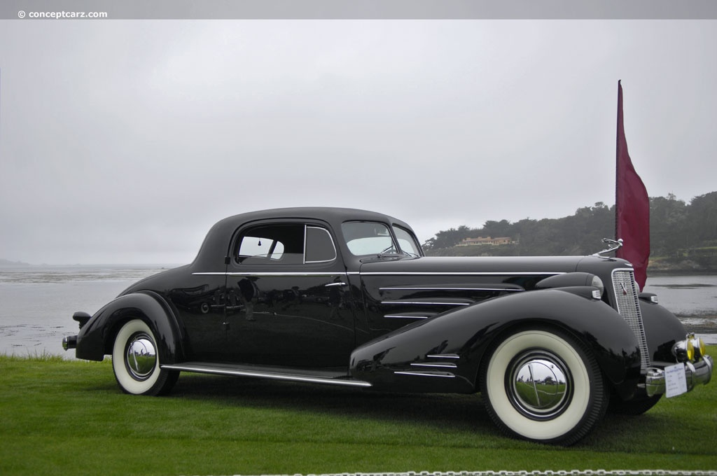 1937 Cadillac Series 90 V16 History, Pictures, Sales Value, Research