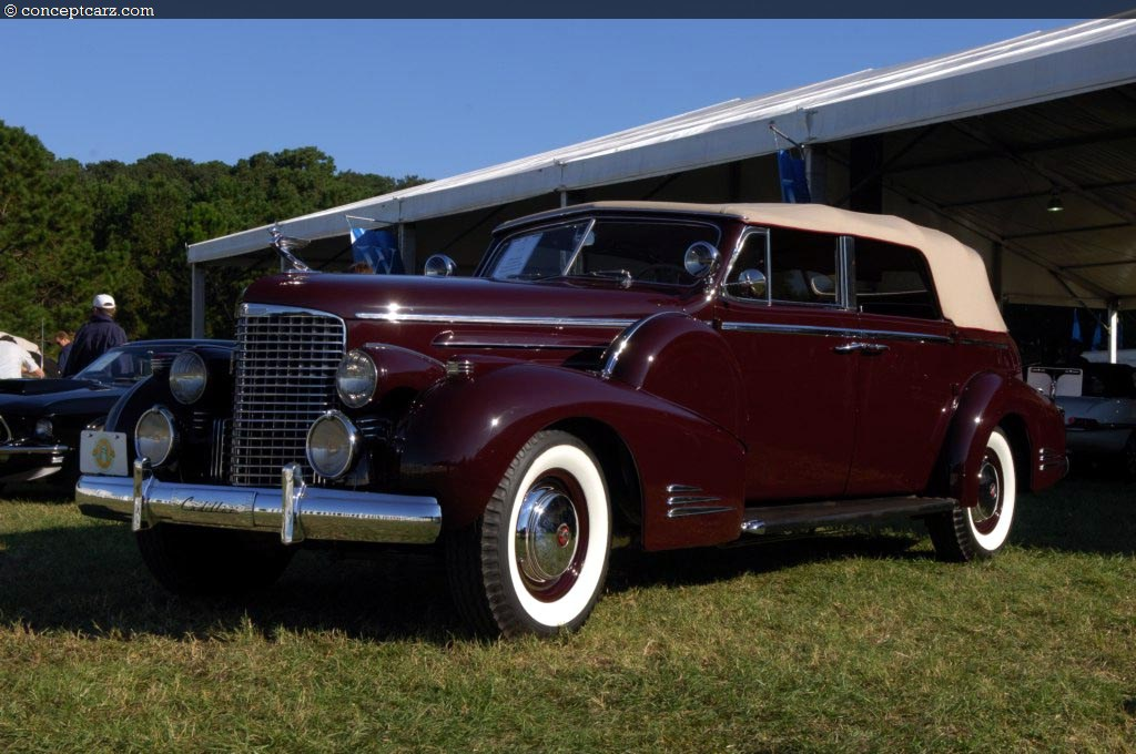 1938 cadillac series 90 image chassis number 5270181