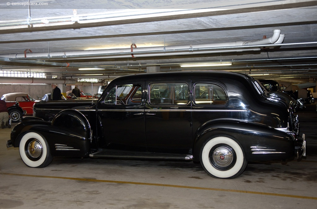 Auction Results And Sales Data For 1938 Cadillac Series 90