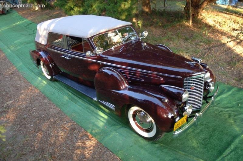 1938 Cadillac Series 90