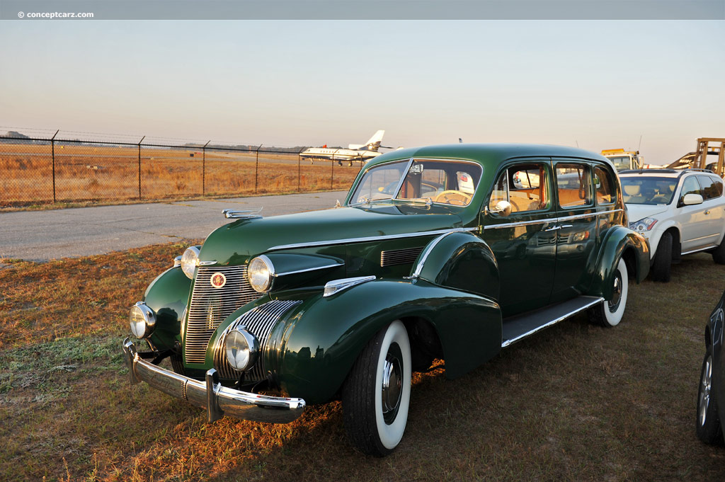 Auction Results and Sales Data for 1939 Cadillac Series 75