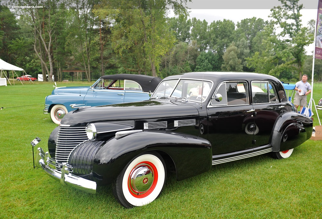 1940 Cadillac Series Sixty History, Pictures, Value ...