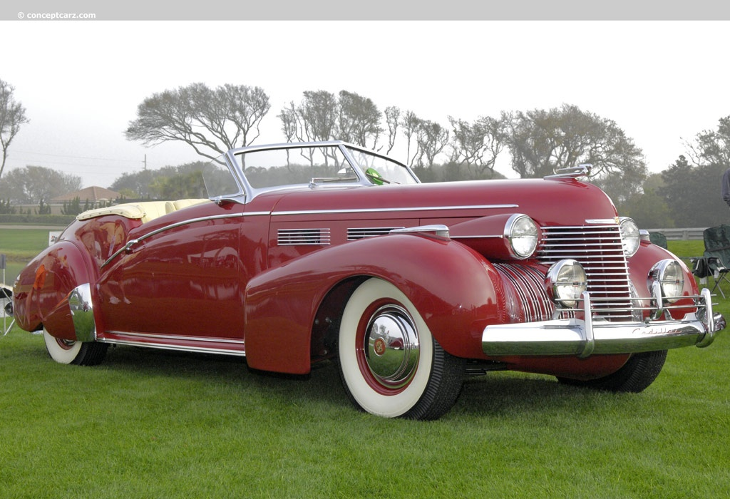Auction Results and Sales Data for 1940 Cadillac Series Sixty