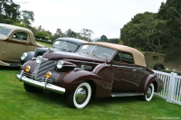 1940 Cadillac Series 75.  Chassis number 3320481