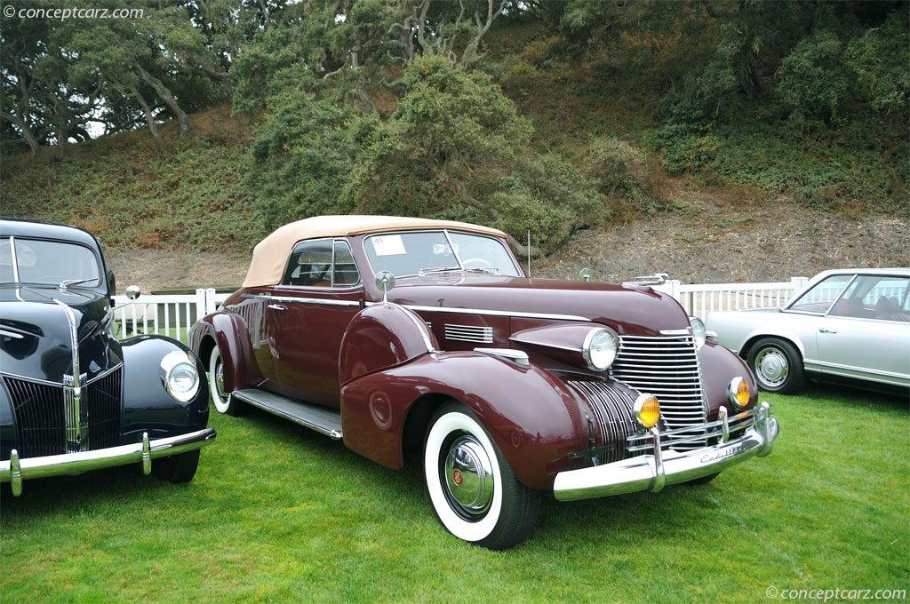 Cadillac Price >> 1940 Cadillac Series 75 Image. Chassis number 3320481. Photo 16 of 86