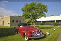 1940 Cadillac Series Sixty