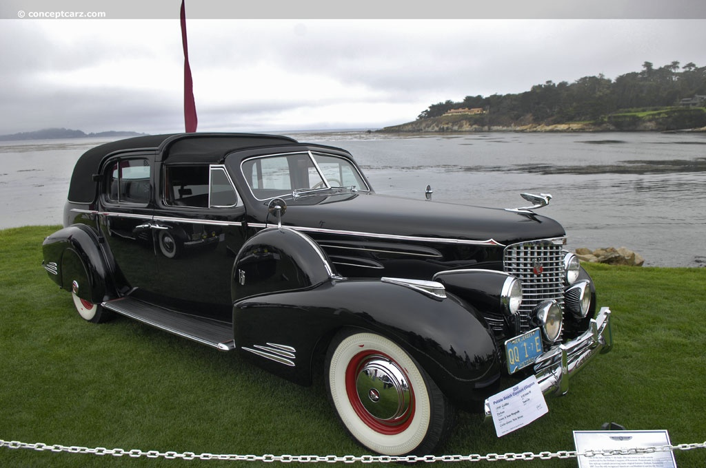 1940 Cadillac Series 90 Sixteen History, Pictures, Sales Value ...