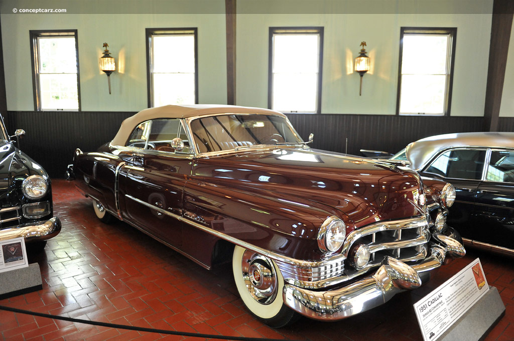 Auction Results and Sales Data for 1951 Cadillac Series 62