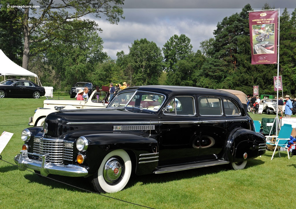 1941 Cadillac Series 75 Pictures History Value Research