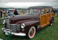 P - General Motors Woodies