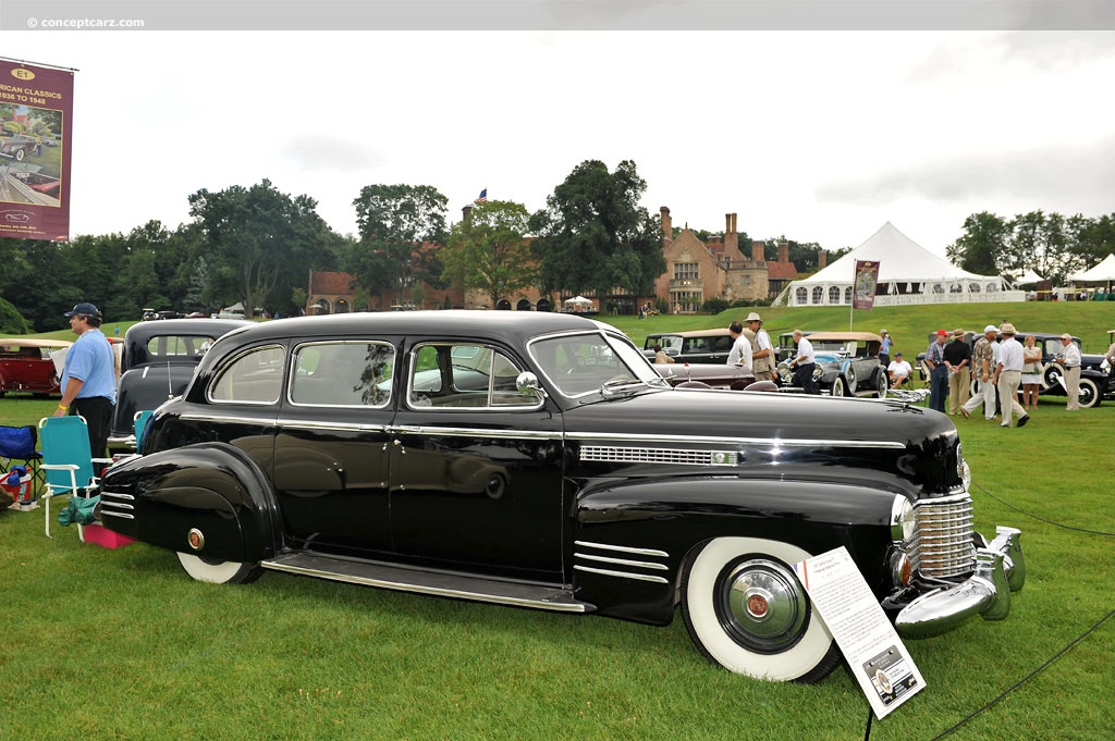 1941 Cadillac Series 75 Image. Photo 14 of 16