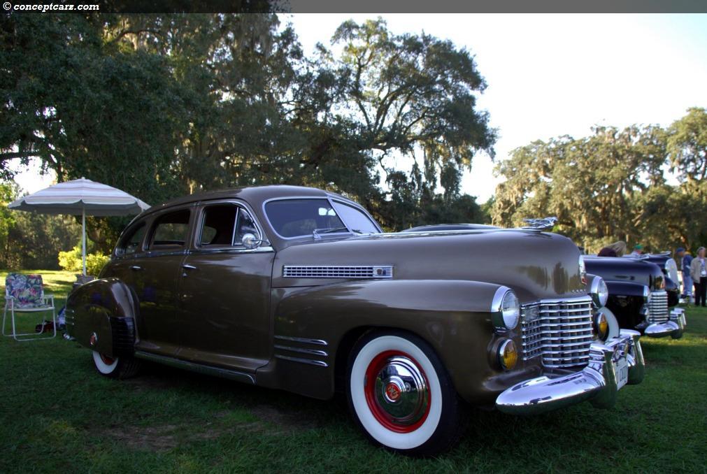 Fisher Auto Sales >> 1941 Cadillac Series 63 | conceptcarz.com