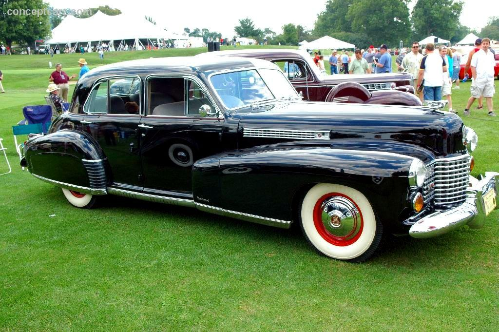 1941 Cadillac Series 60 Special Image Https Www