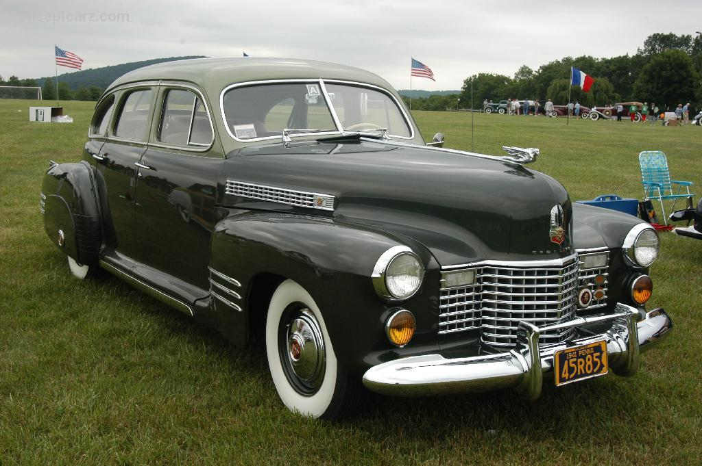 Auction Results And Sales Data For 1941 Cadillac Series 61
