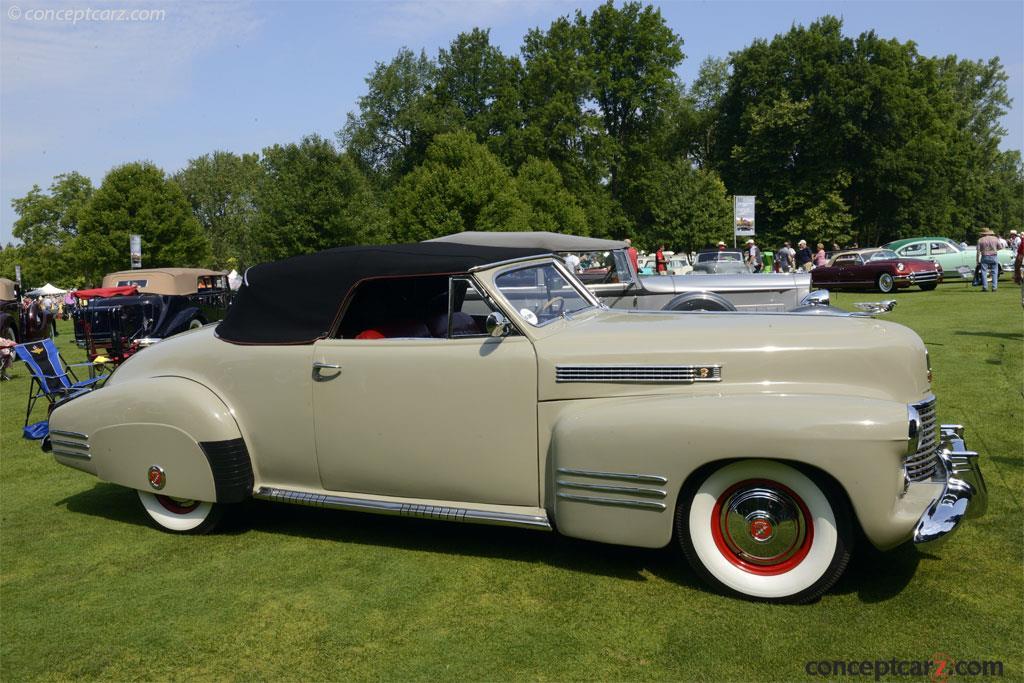 1941 Cadillac Series 62