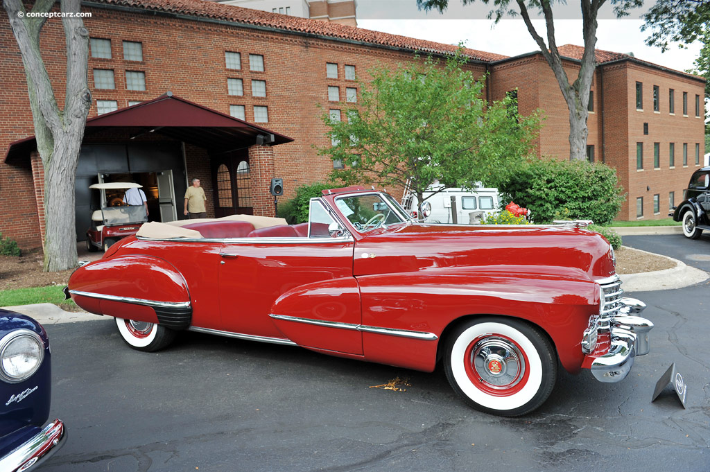 Auction Results And Sales Data For 1942 Cadillac Series 62